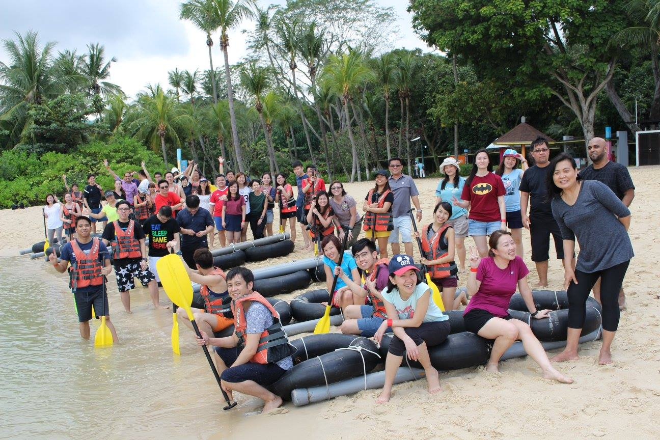 team building activities for corporate groups
